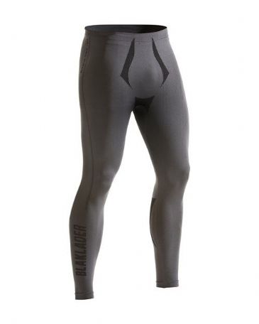 Blaklader 1839 Dry Bamboo Charcoal Long Johns (Grey)